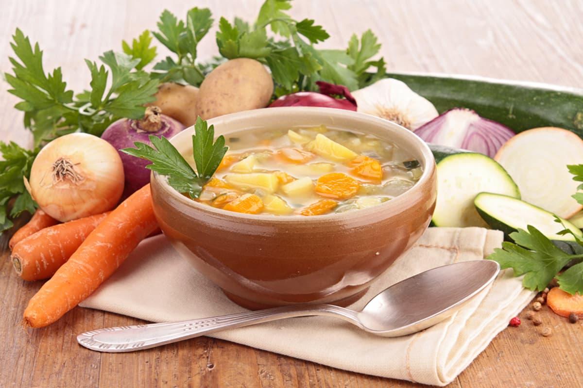 Не представляю поста без супа по рецепту послушницы из Троице-Владимирского собора