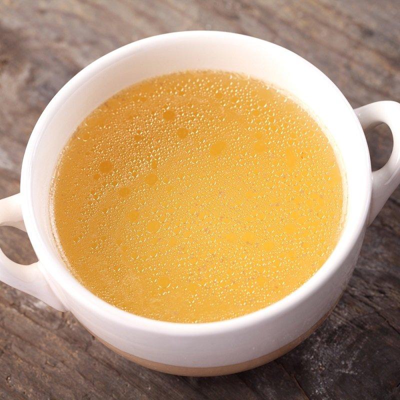 суп в горшочке без мяса