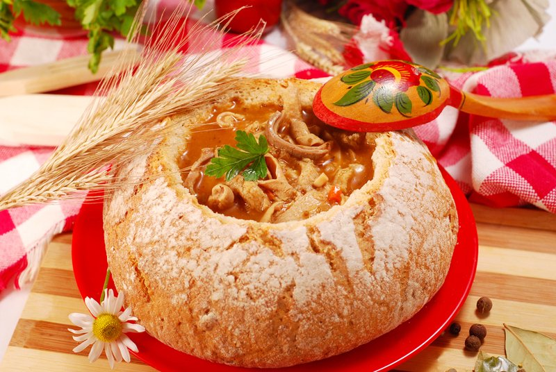 «Флячки, пожалуйста», — говорят варшавяне, заказывая этот суп