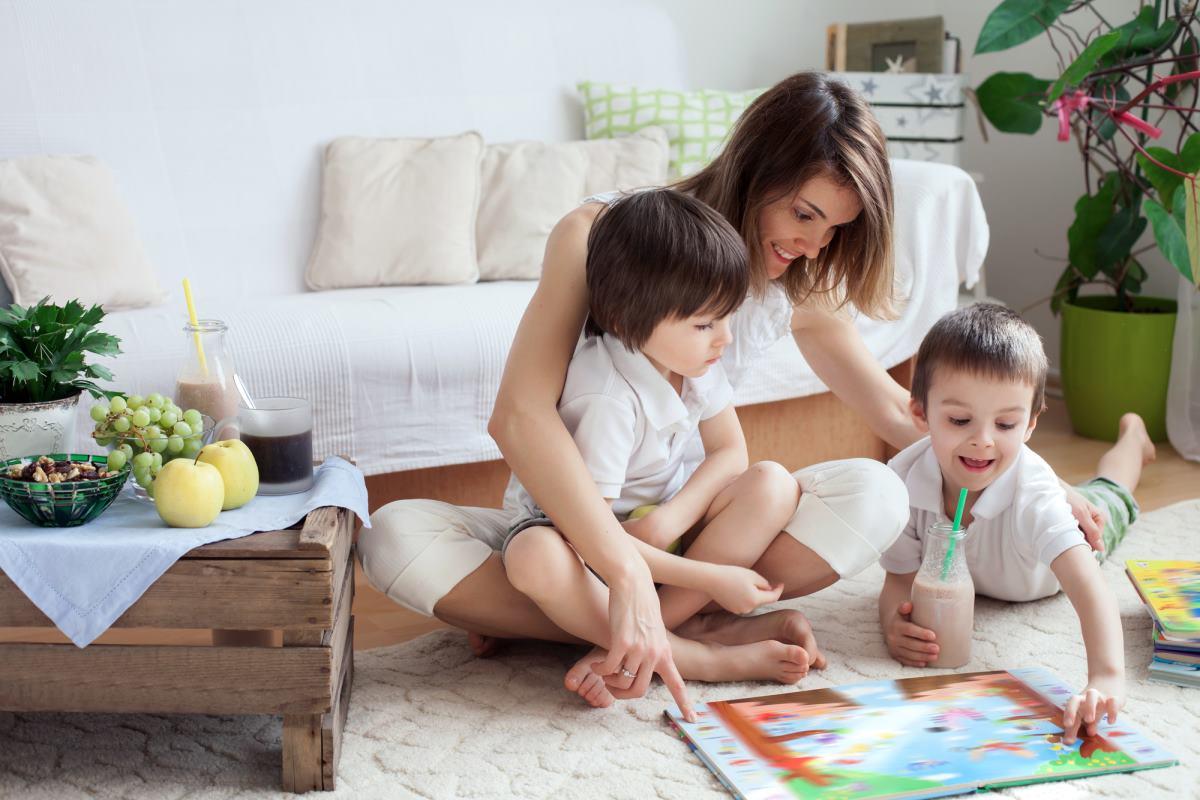 иллюстрации мама и дочь