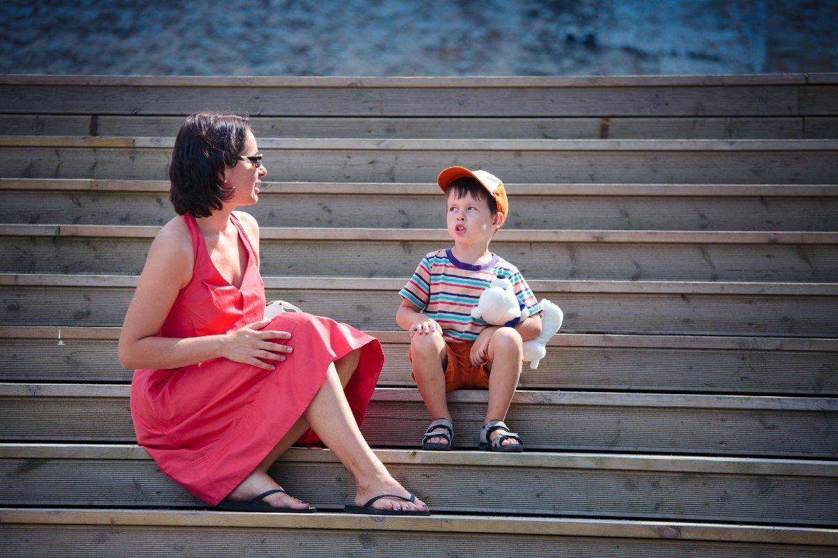 Шестилетний малыш дал понять, как женщинам обращаться со взрослыми мужчинами