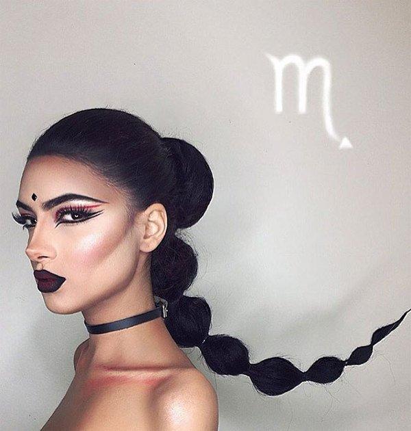 знаки зодиака женщины скорпион