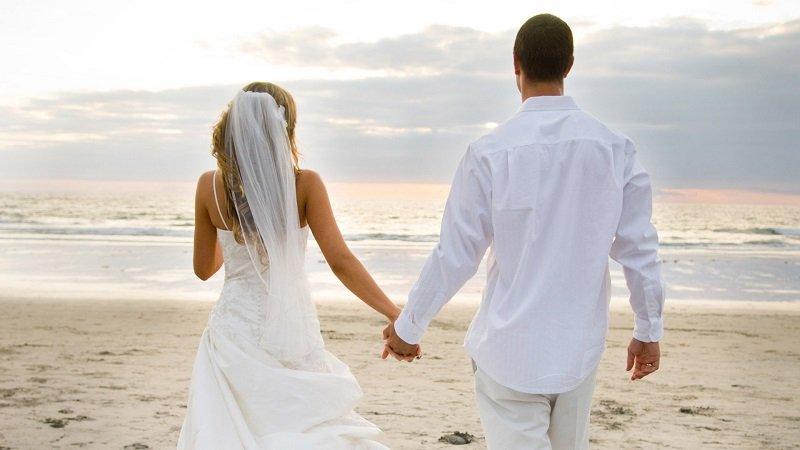 Свадебные  попали не