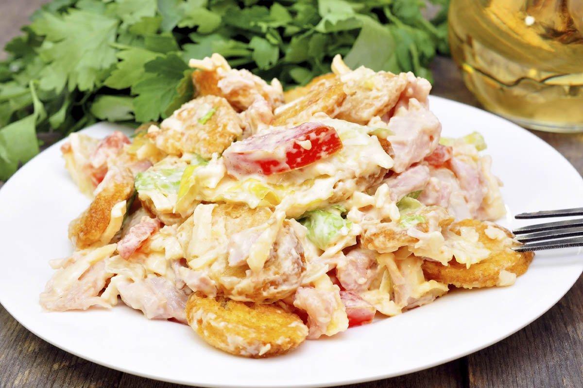 Почему салат «День рождения» хочется готовить и в праздники, и в будни