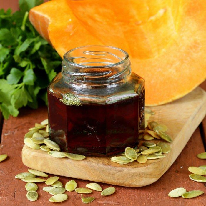 свойства масла из тыквенных семечек