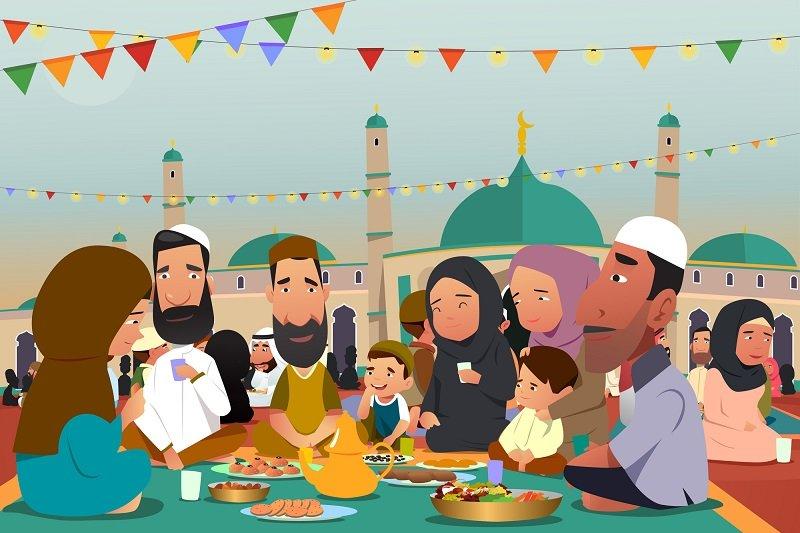 поздравления в священный месяц рамадан