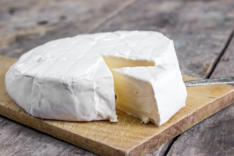 сыр бри белая плесень