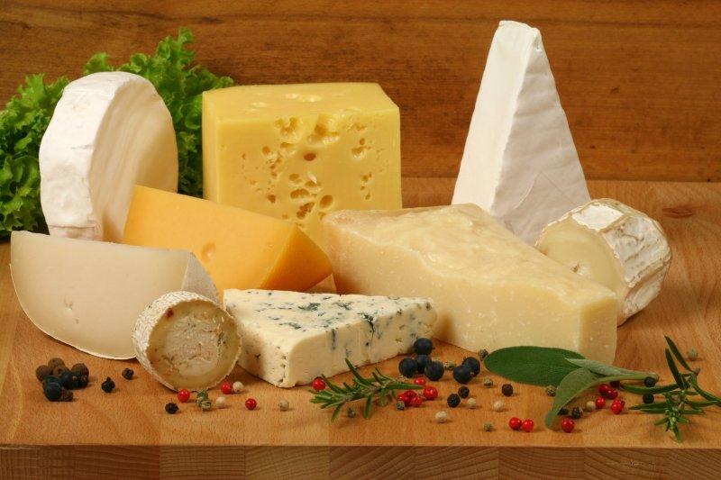бюджетная сырная тарелка