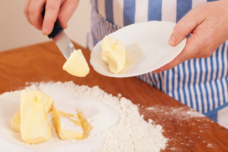 сырное печенье быстро