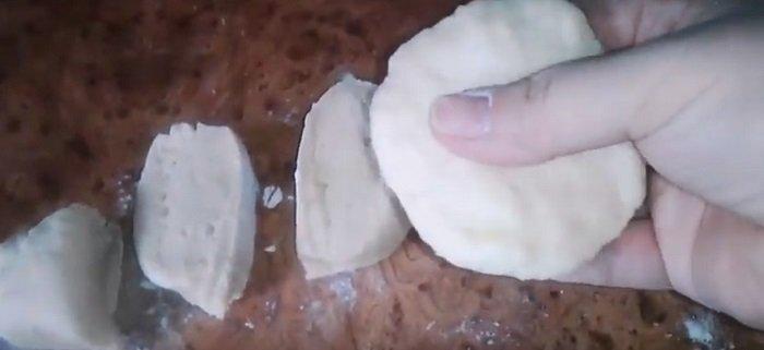 вкусные финские лепешки