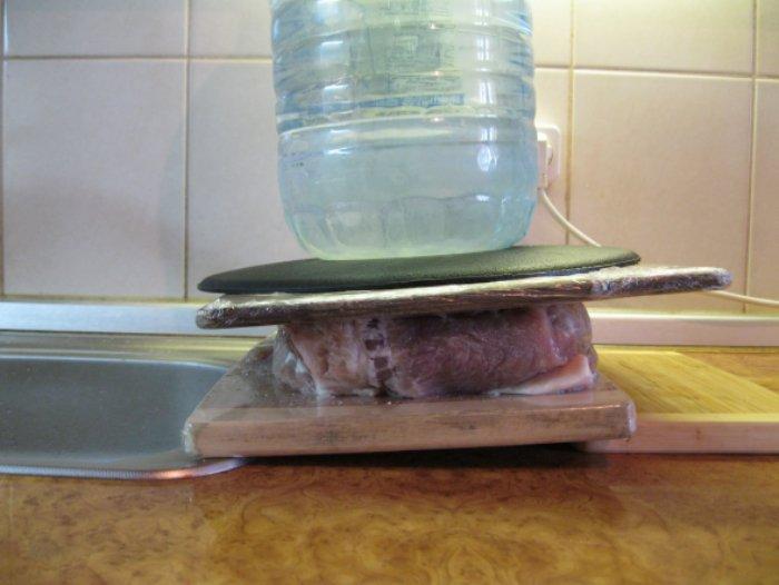 как вялить мясо