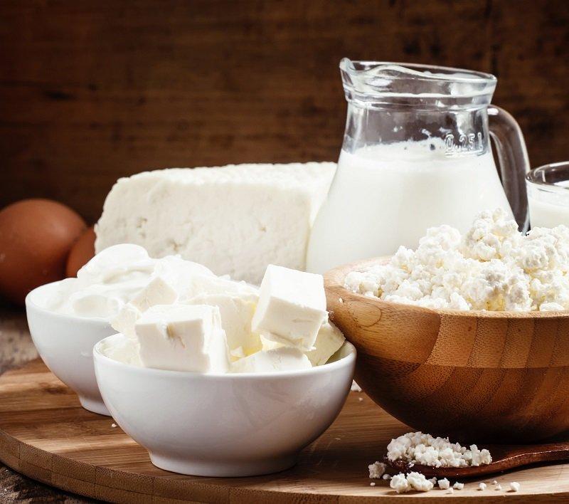 кефир из молока и сметаны