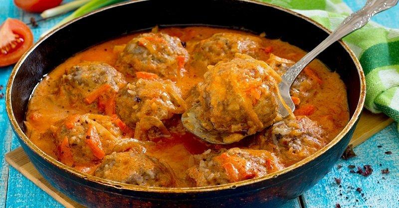 Сочные тефтели без мяса — обыкновенное чудо, которое обожают даже заядлые мясоеды