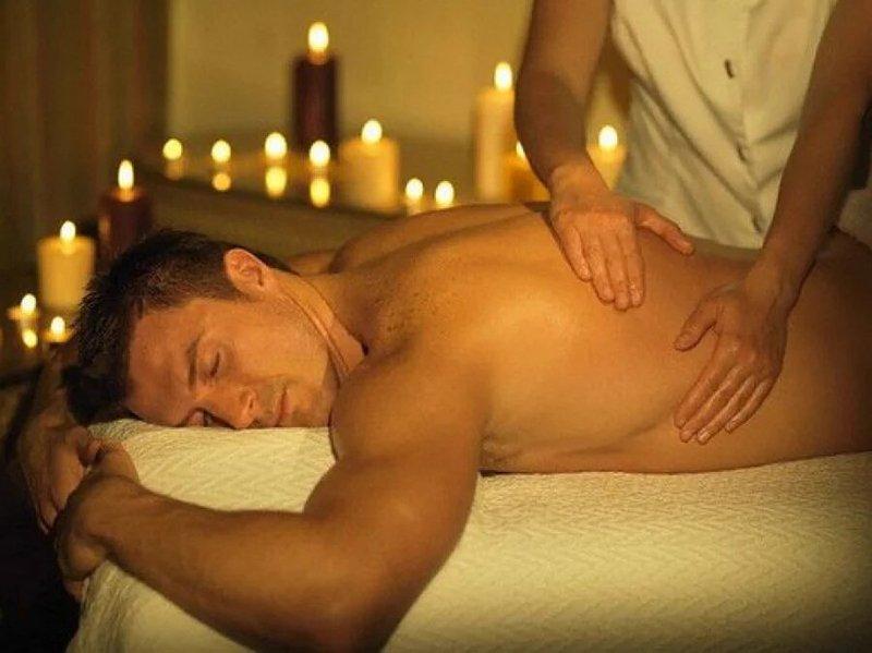 Technika erotické masáže v etapách