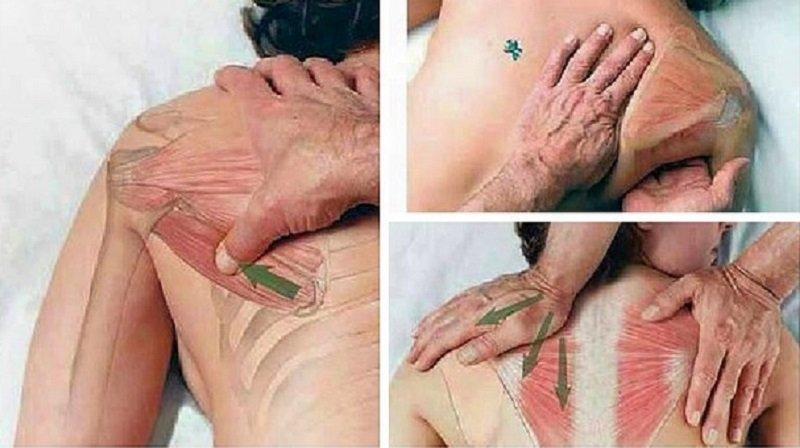 правильный массаж в домашних условиях