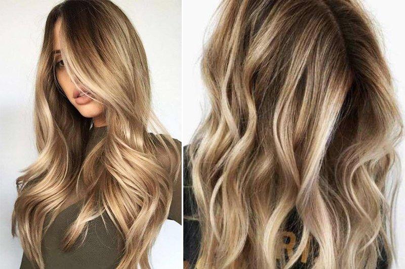 какие окрашивания волос