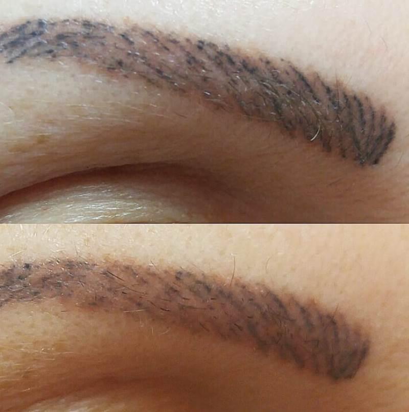 мануальная техника перманентного макияжа