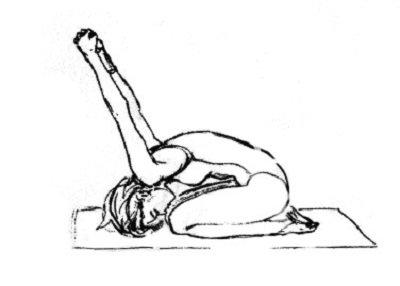 упражнения для позвоночника