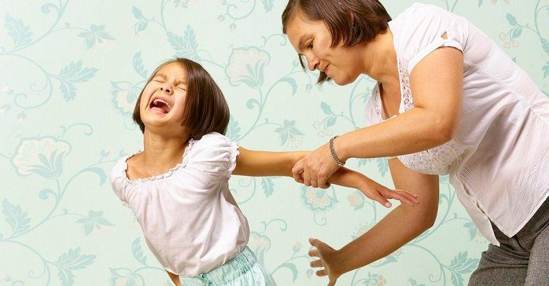 как наказать ребенка без битья