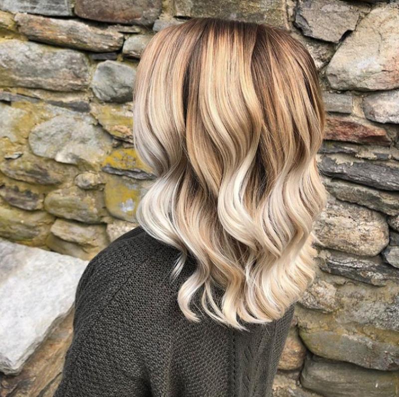 модные тенденции цвета волос — 2018