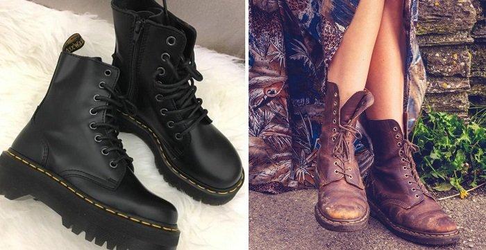 классические ботинки для женщин