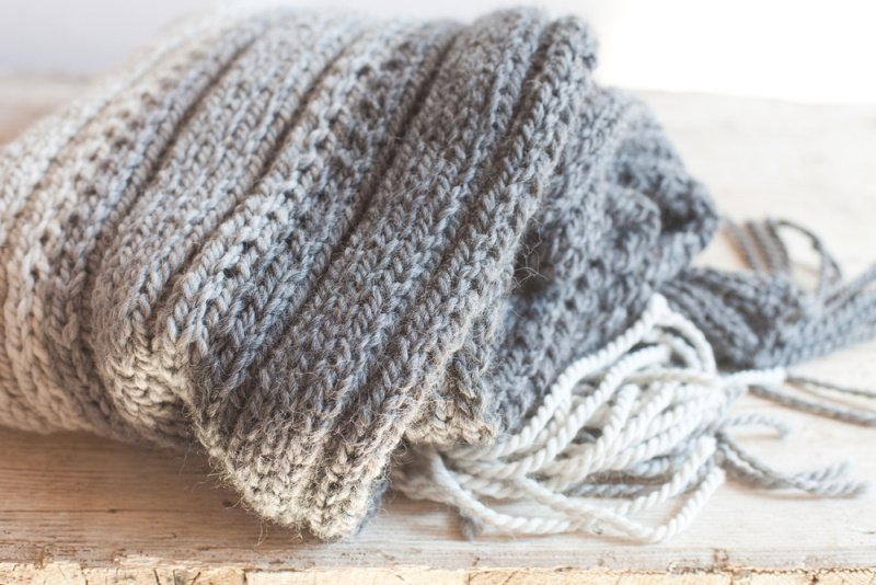 шарф мужской