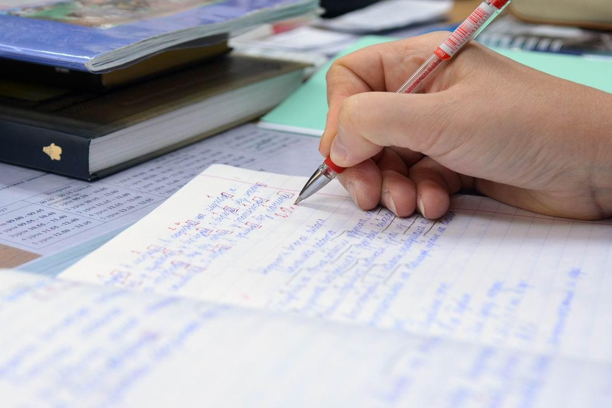 Тест, который успешно проходят лишь люди с врожденной грамотностью