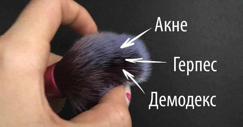 тестеры декоративной косметики