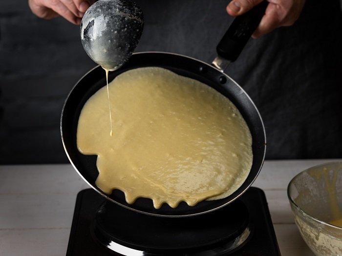 смачні млинці