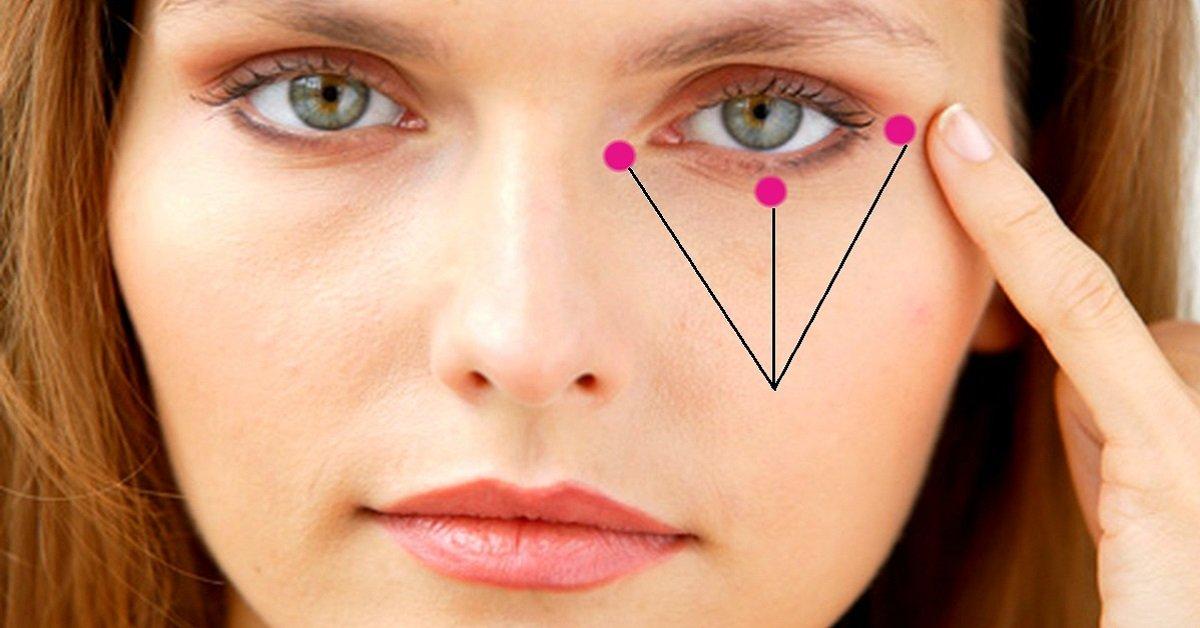 Как избавиться от мешков под глазами косметика