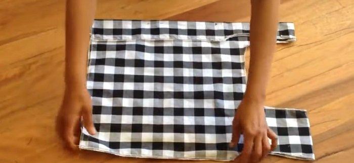 тканевая сумка своими руками
