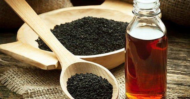 ложка черного тмина