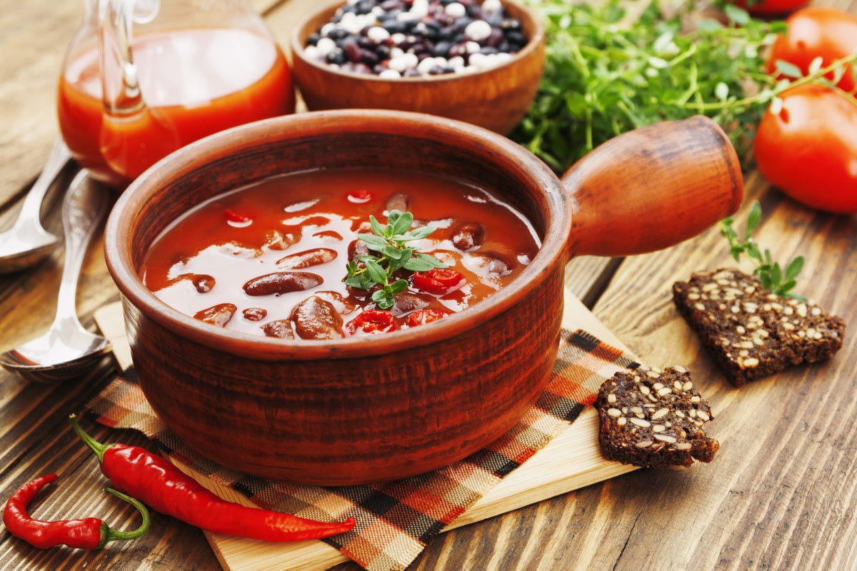 Какой суп варить во время поста