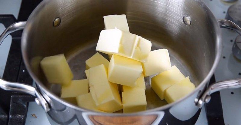 сделать топленое масло гхи