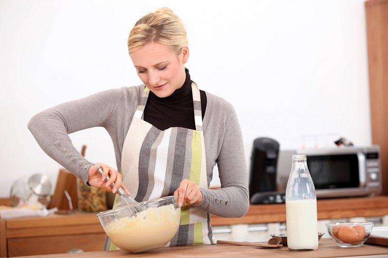 приготовление торта без выпечки