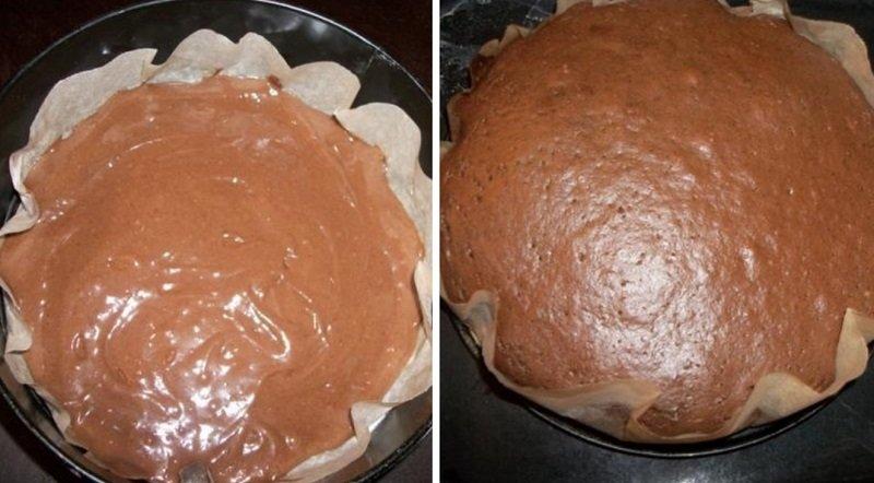 торт черный принц пошаговый рецепт