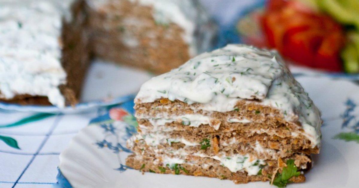 Торт печеночный рецепт без 39