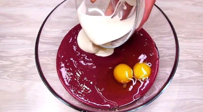 печеночный торт быстрый рецепт