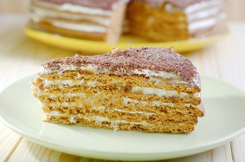 Домашний, простой, песочный: вот как я делаю тортик на все случаи жизни