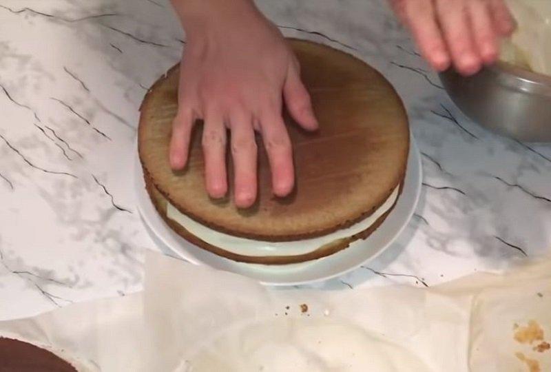 торт наташа рецепт