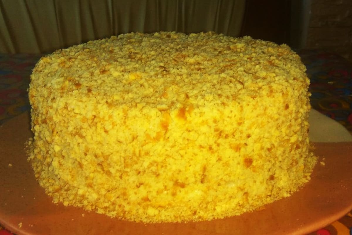 Тонкости приготовления тортов на сковороде