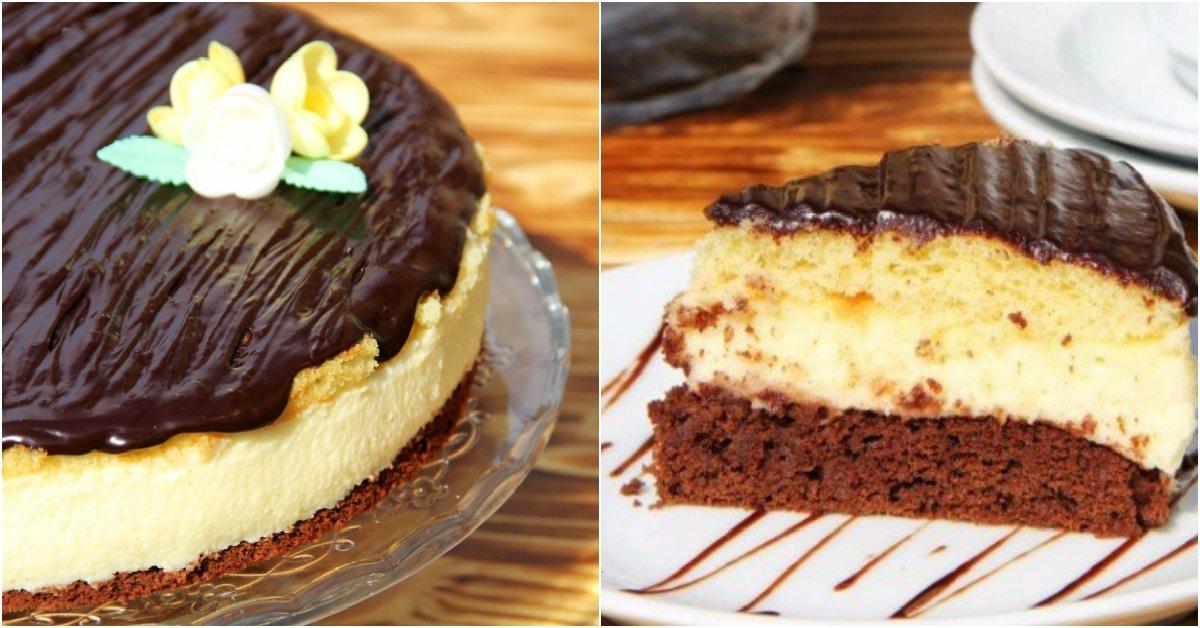торт тревога фото и рецепт