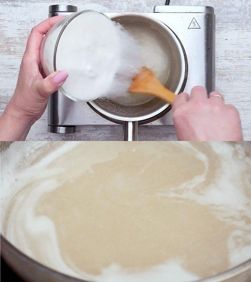 как испечь торт птичье молоко в домашних условиях