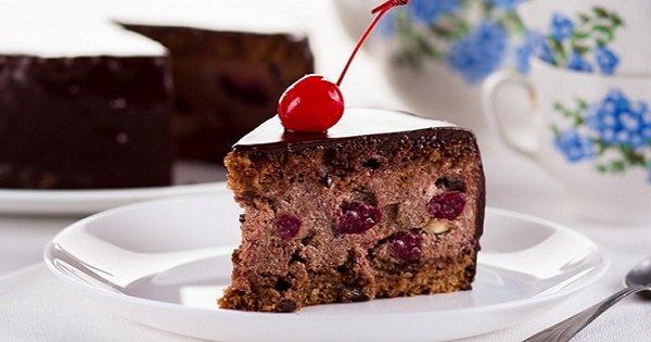 Нежнейший торт с идеальным вкусом — «Пьяная вишня». Уникальный десерт к праздничным дням!