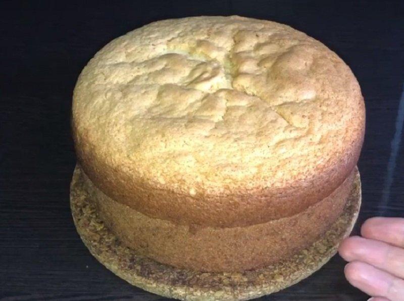 клубничный торт мусс