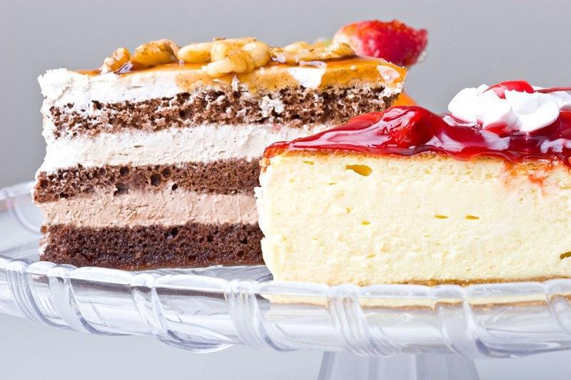 торт взрыв вкуса
