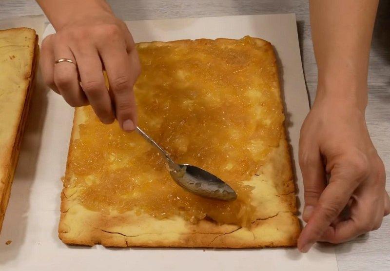 пирог с яблоками быстрый