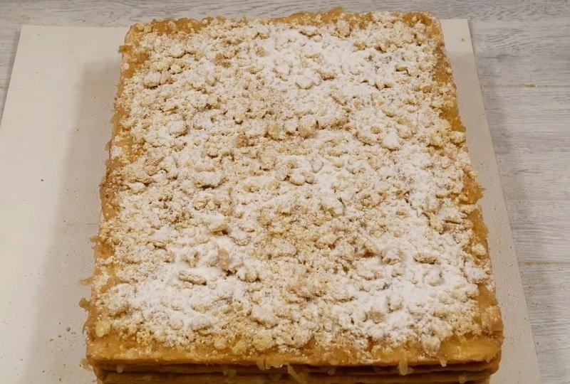 пирог с яблоками американский рецепт