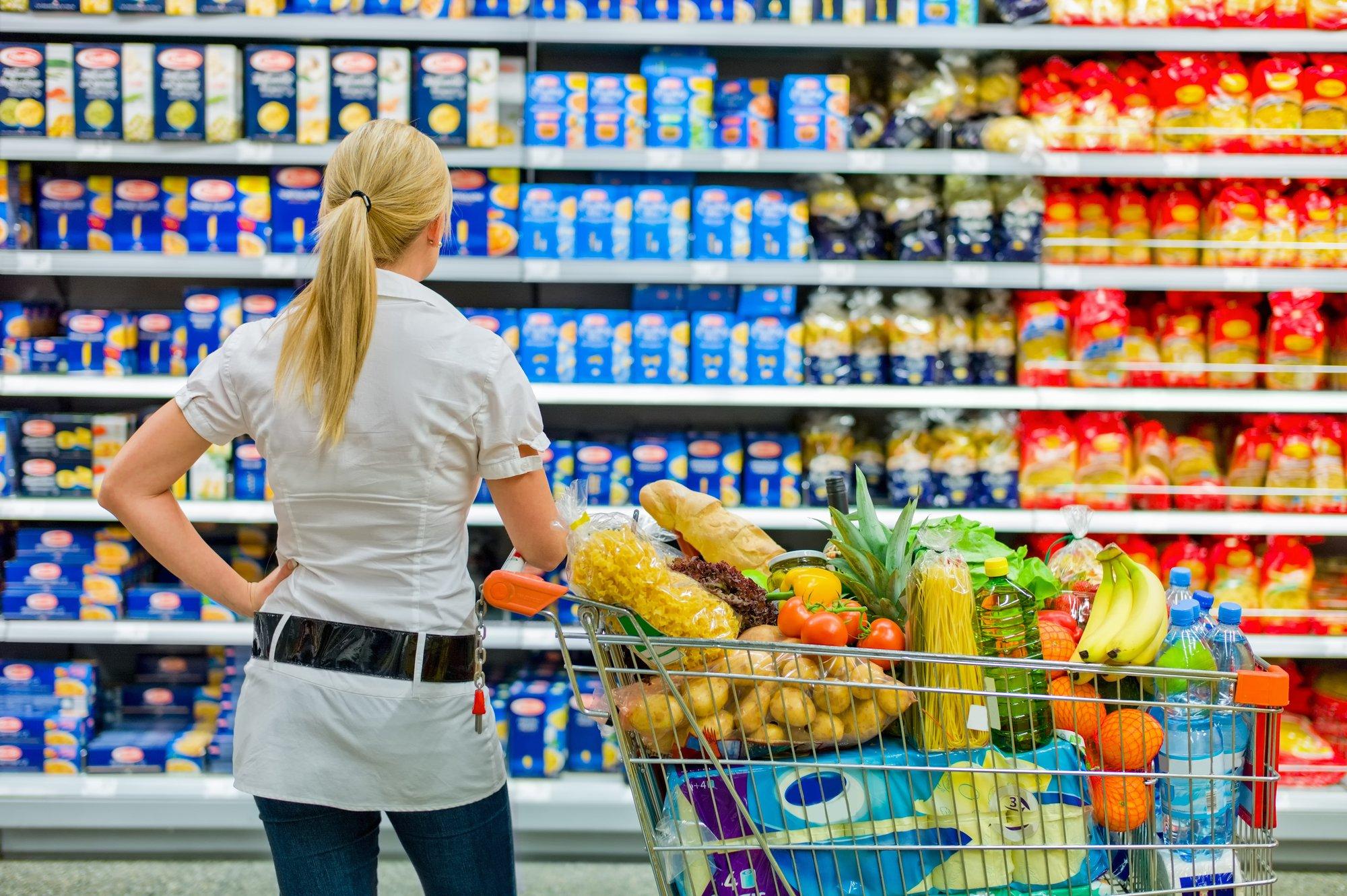 Чем поляки закупаются в российских магазинах