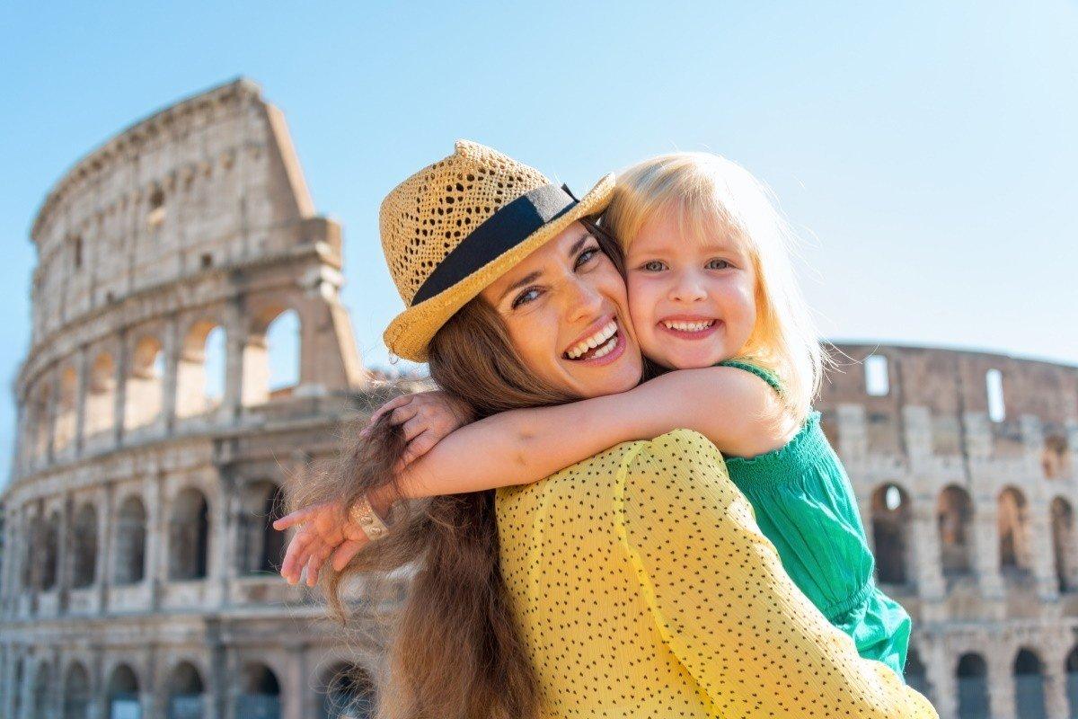 Почему в Италии не принято рано отучать детей от памперсов и пустышек